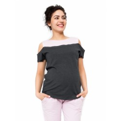 Těhotenské triko Kira