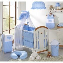 Lustr do dětského pokojíčku - Srdíčko modré