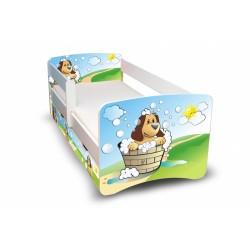 Dětská postel Hafík II. s šuplíkem