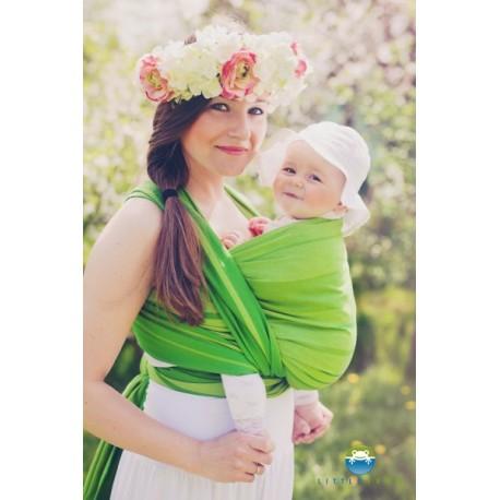 79ce2abb31d Little FROG Tkaný šátek na nošení dětí - BERYL