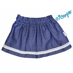 Kojenecká sukně Nicol, Baletka - granátová