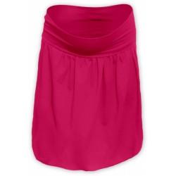 Balónová sukně - malinová
