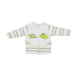 Bavlněná košilka Mamatti - Hippo