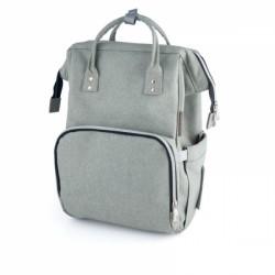 Canpol babies Přebalovací batoh ke kočárku - šedý