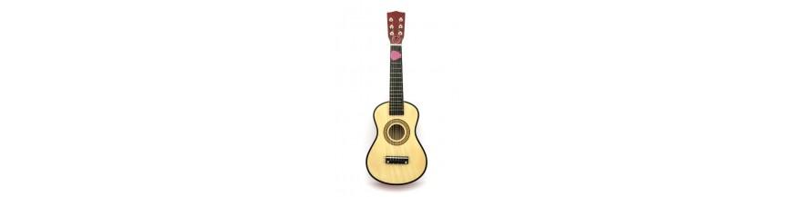 Hudební nástroje, hračky