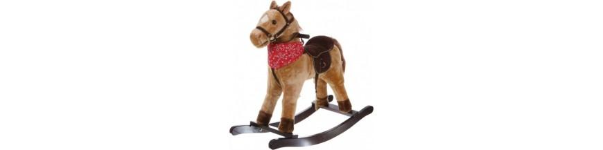 Houpačky, houpací koně