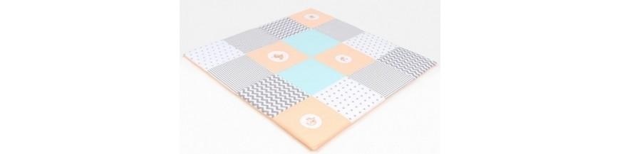 Hrací deky, pěnové puzzle