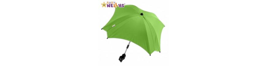 Slunečníky, deštníky
